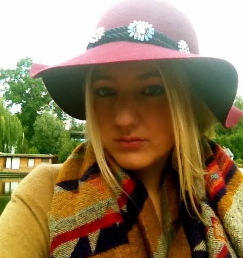 lovin' my new hat