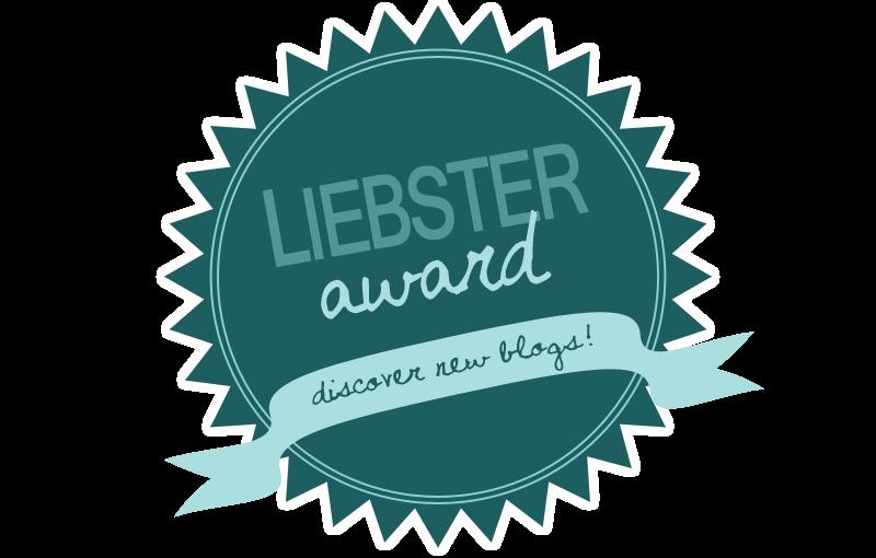 liebster award nomination !!!